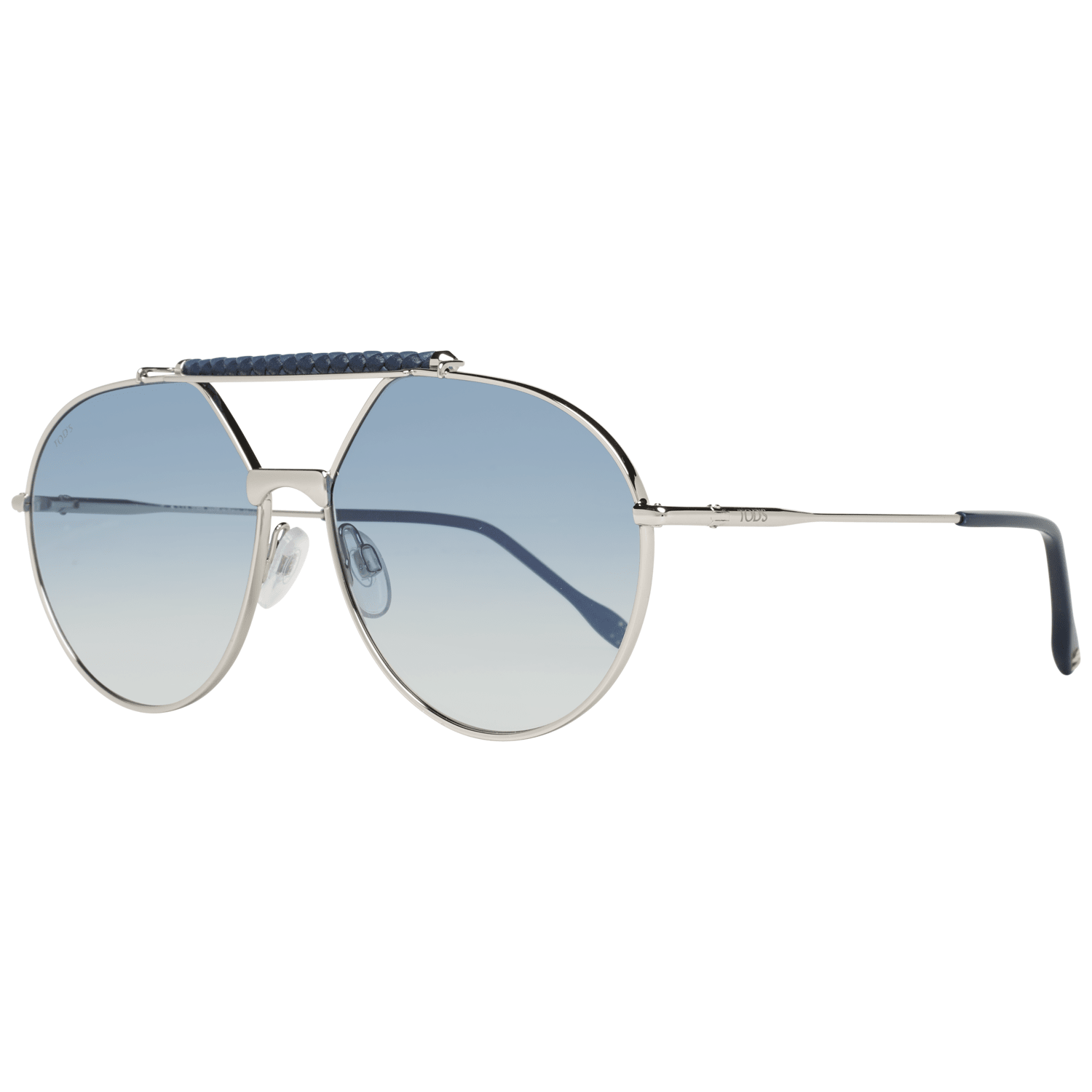 Tod's Women's Sunglasses Silver TO0235 5918W