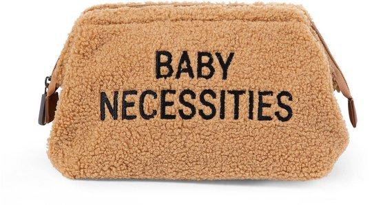 Childhome Baby Necessities Toalettveske Teddy, Beige