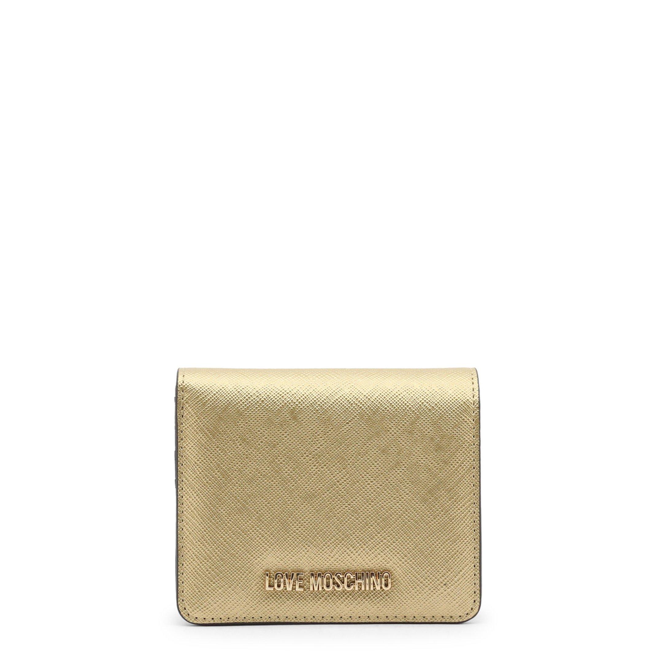 Love Moschino Women's Wallet Various Colours JC5562PP1ALQ0 - yellow NOSIZE