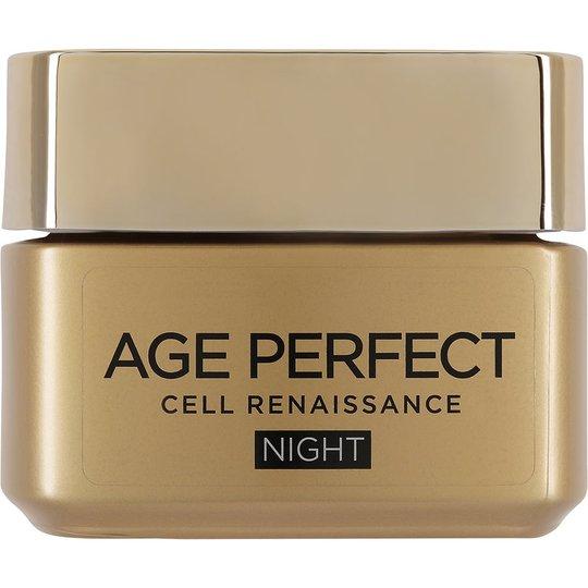 L'Oréal Paris Age Perfect Cell Renaissance Regenrating Night Care, 50 ml L'Oréal Paris Yövoiteet