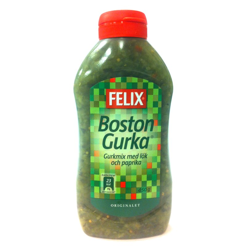 Boston Gurka - 31% rabatt