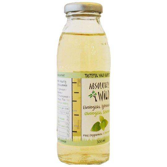 Björkvatten Pepparmint 300ml - 56% rabatt