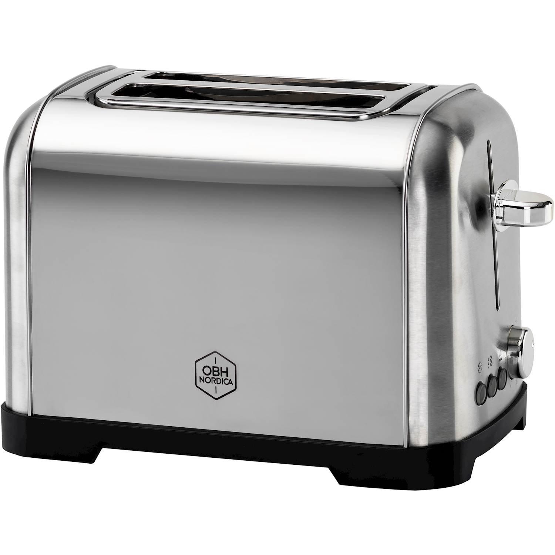 OBH Nordica Metropolitan Toaster 2 Slice