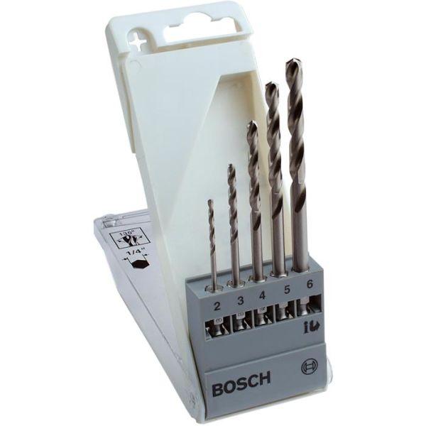 Bosch 2608595517 Metallborsett med sekskantskaft