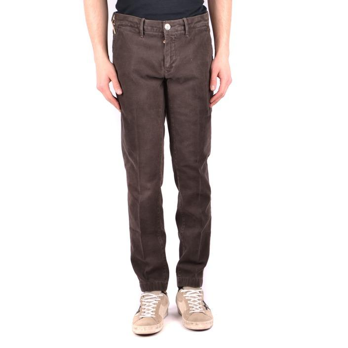 Jacob Cohen Men's Trouser Brown 161397 - brown 33