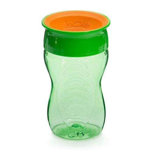 WOW - Cup Kids - Green Tritan