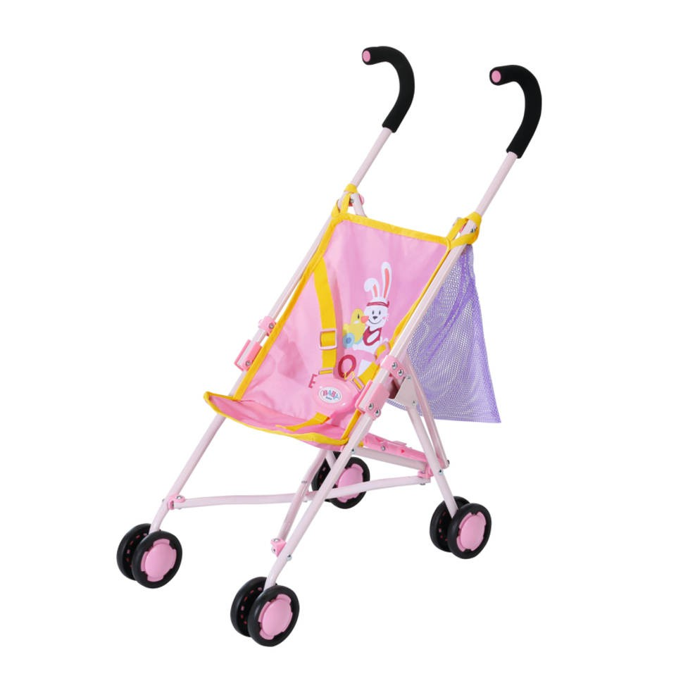 Baby Born - Stroller with Bag (828663)