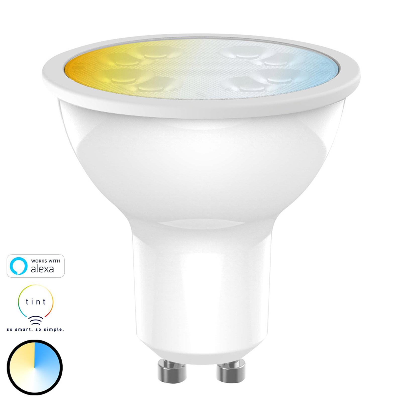 Müller Licht tint white -LED-heljastin GU10 5W CCT