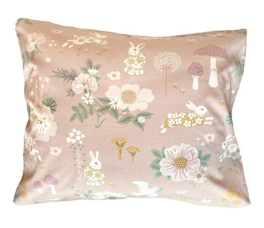 Majvillan Putetrekk 50x60 Old Garden, Pink