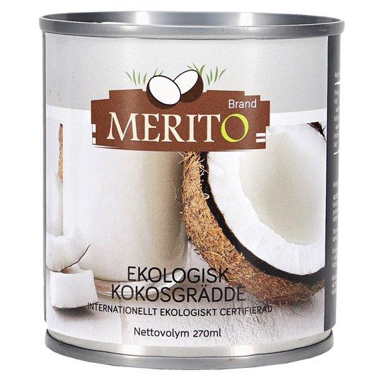 Eko kokosgrädde - 40% rabatt