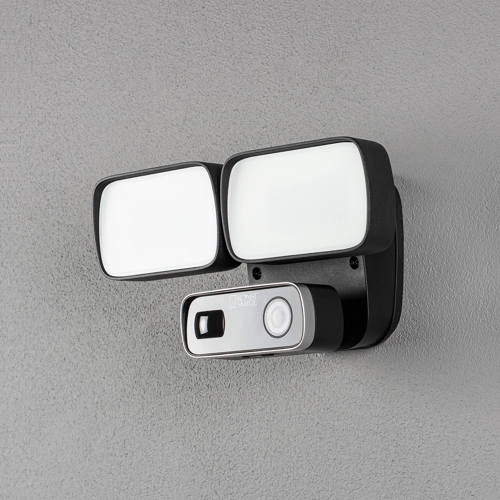 LED-kameralampe Smartlight 7869-750 WiFi 2 400lm