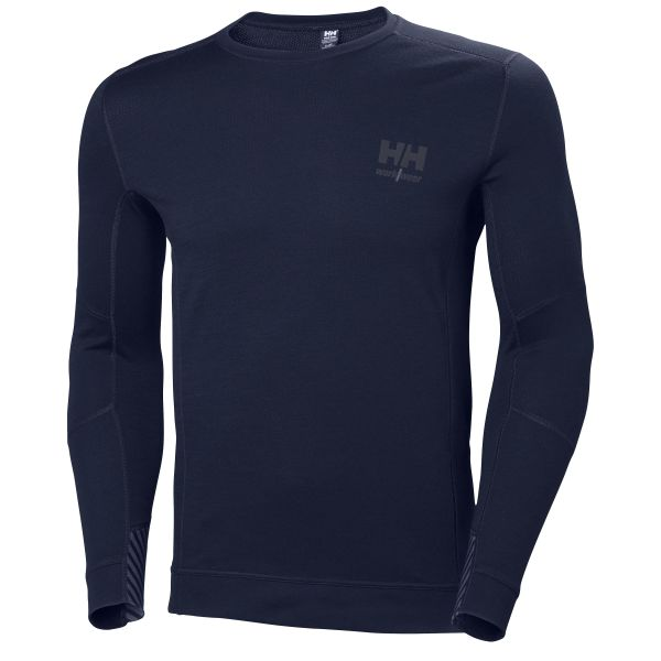 Helly Hansen Workwear Lifa Merino Aluspaita laivastonsininen XS