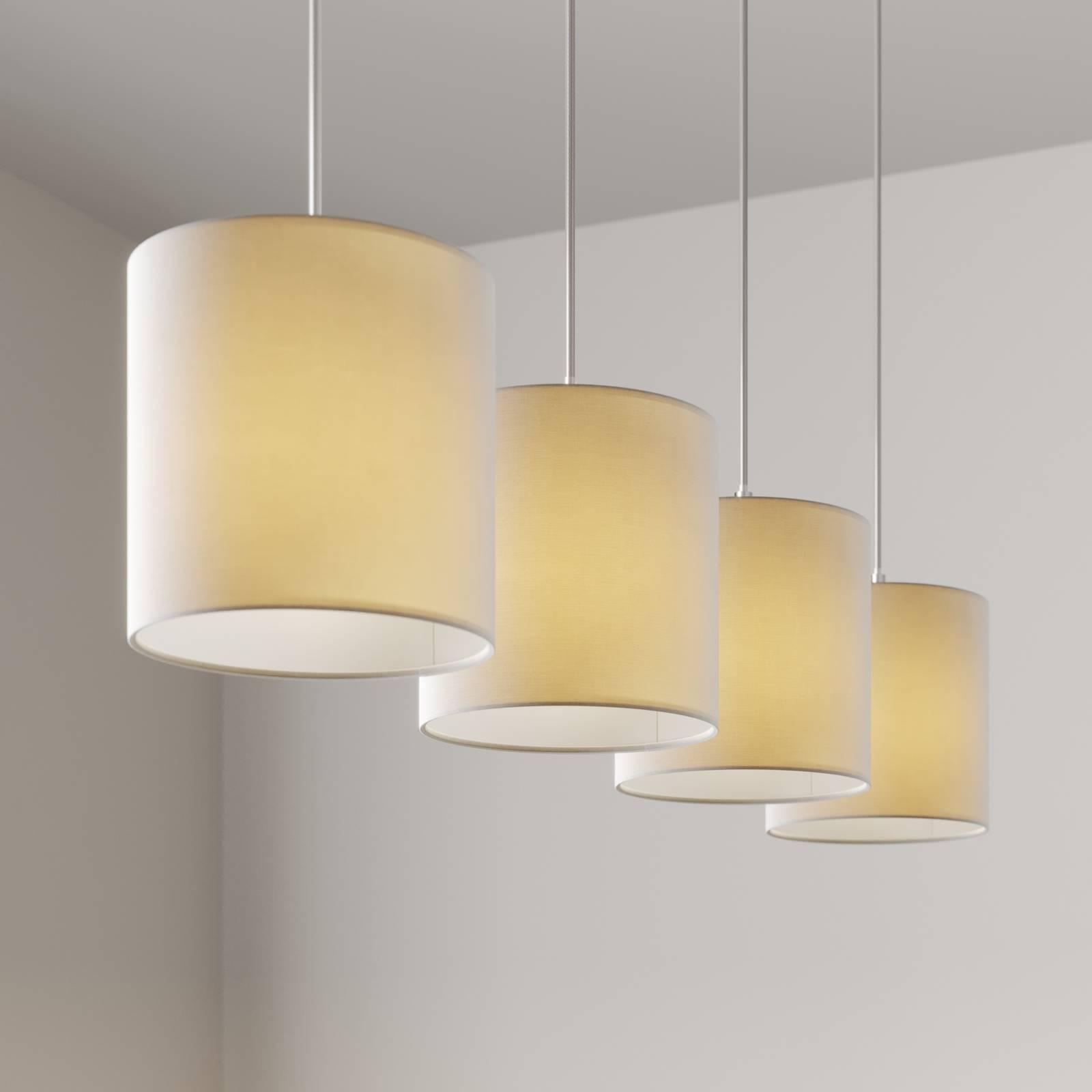 Lindby Zalia -riippuvalaisin, 4-lamppuinen