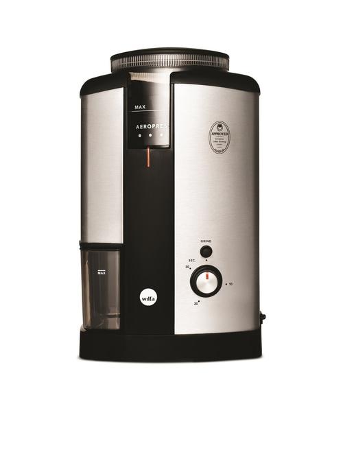 Wilfa Wscg-2 Kaffekvarn - Rostfritt Stål