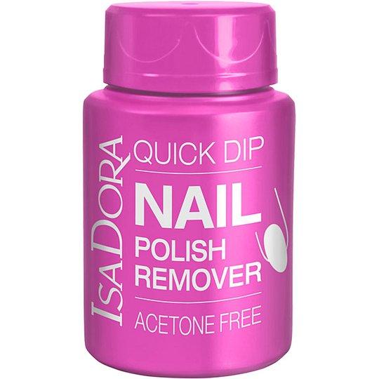 IsaDora Quick Dip Nail Polish Remover, 50 ml IsaDora Kynsilakanpoistoaineet