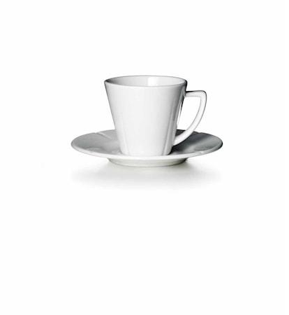 GC Espressokopp 9,0 cl vit