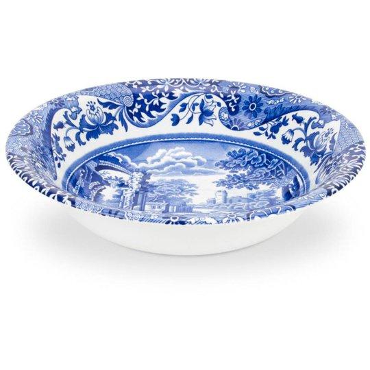 Spode Blue Italian Frukostskål 15 cm