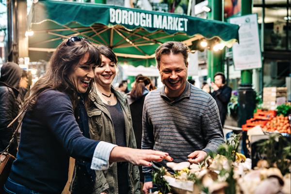 Borough Market Tasting Tour