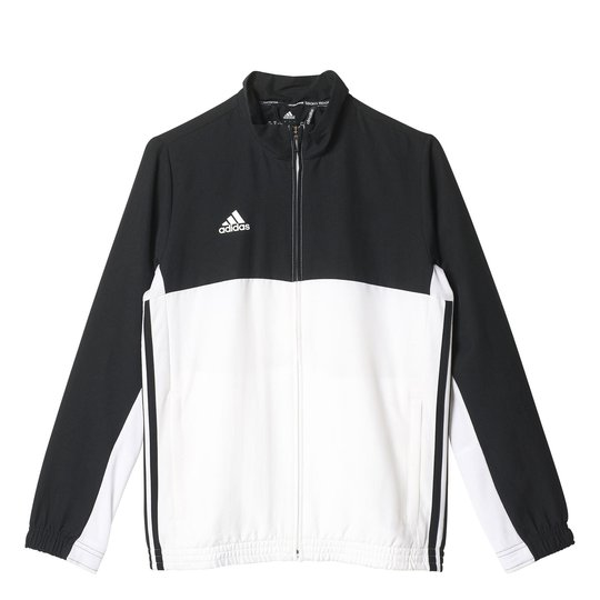 Adidas T16 Team Jacket Y Treningsjakke, Black 128