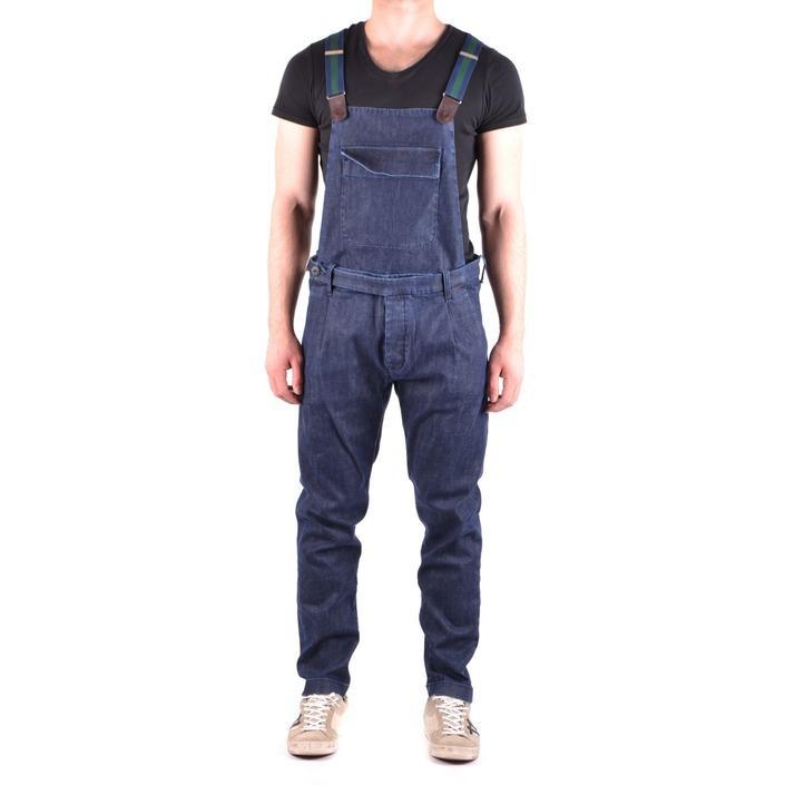 Jacob Cohen Men's Jeans Blue 163281 - blue 33