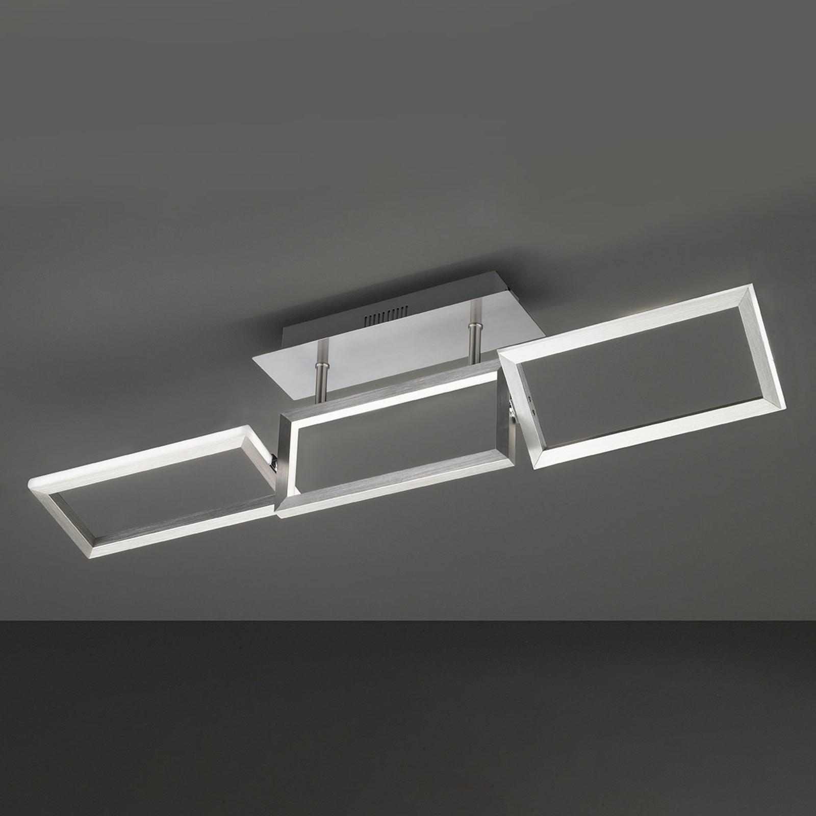 LED-kattovalaisin Skip, kohdistus, pituus 81,5 cm