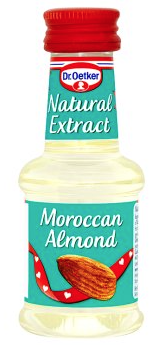 Dr. Oetker Natural Extract Moroccan Almond 35ml