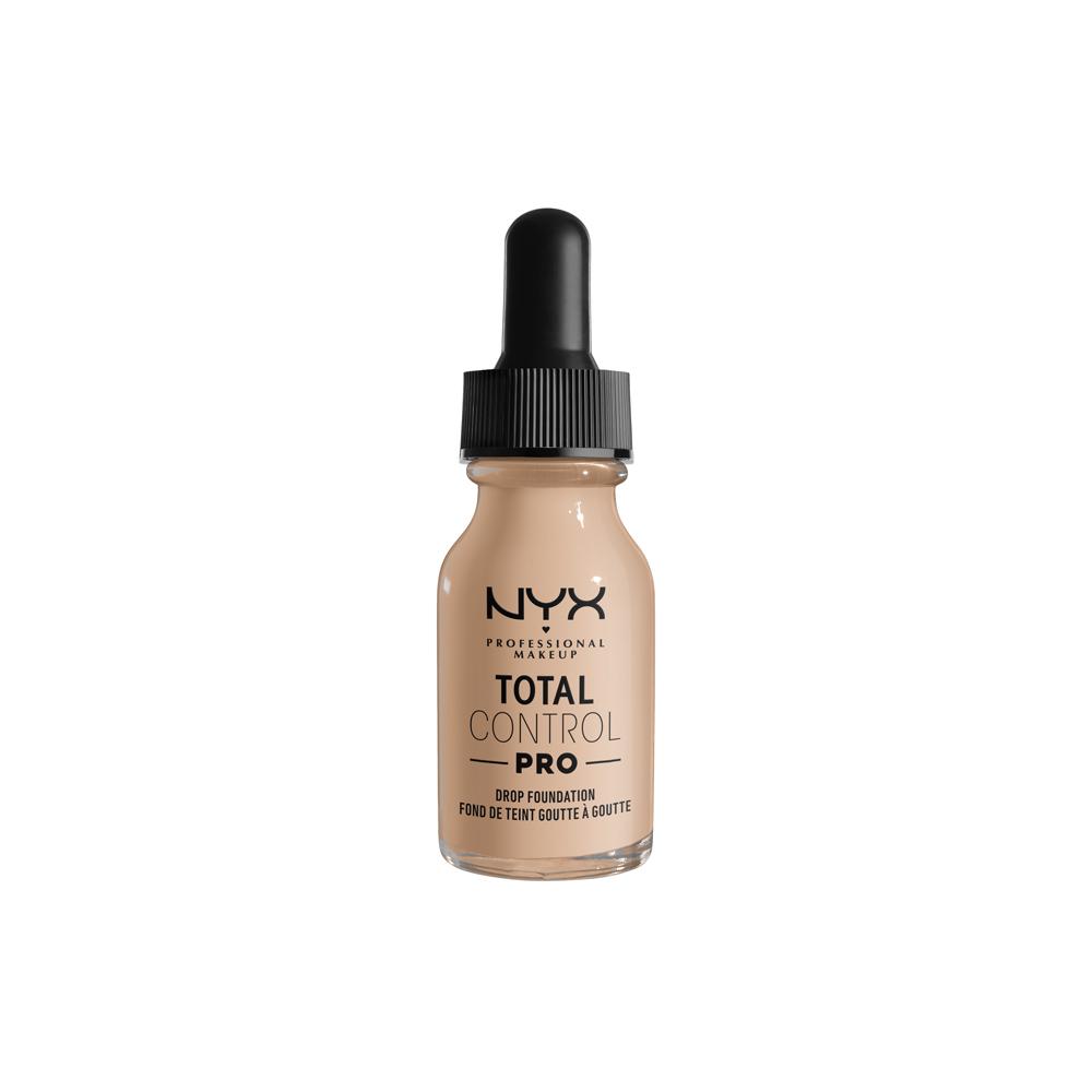 NYX Professional Makeup - Total Control Pro Drop Foundation - Light