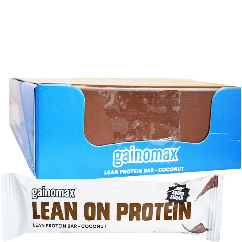 """Laatikollinen Proteiinipatukoita """"Coconut"""" 15 x 50g - 40% alennus"""
