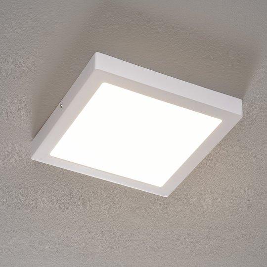 Fueva Connect -LED-kattovalaisin 30 cm, valk.