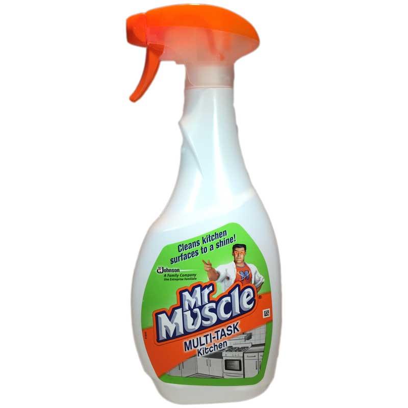 Mr Muscle Köksrengöring - 36% rabatt