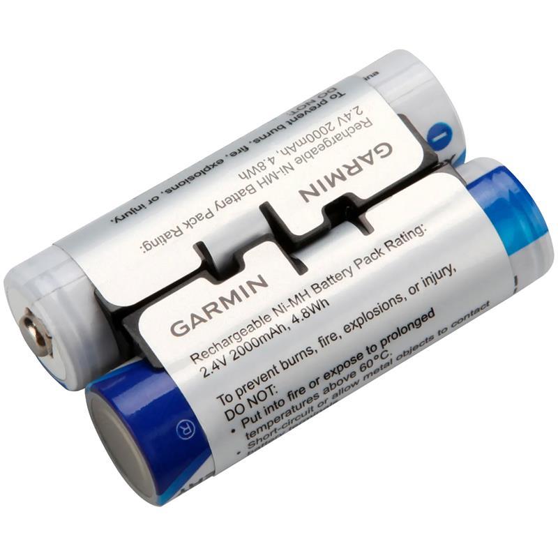 Garmin Batteripakke, 2000mAh Passer GPSMAP og Oregon