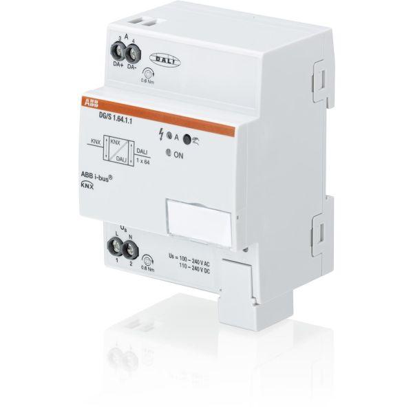 ABB 2CDG110198R0011 Gateway-yhdyskäytävä dali Standardi-MDRC: 1 kanavaa