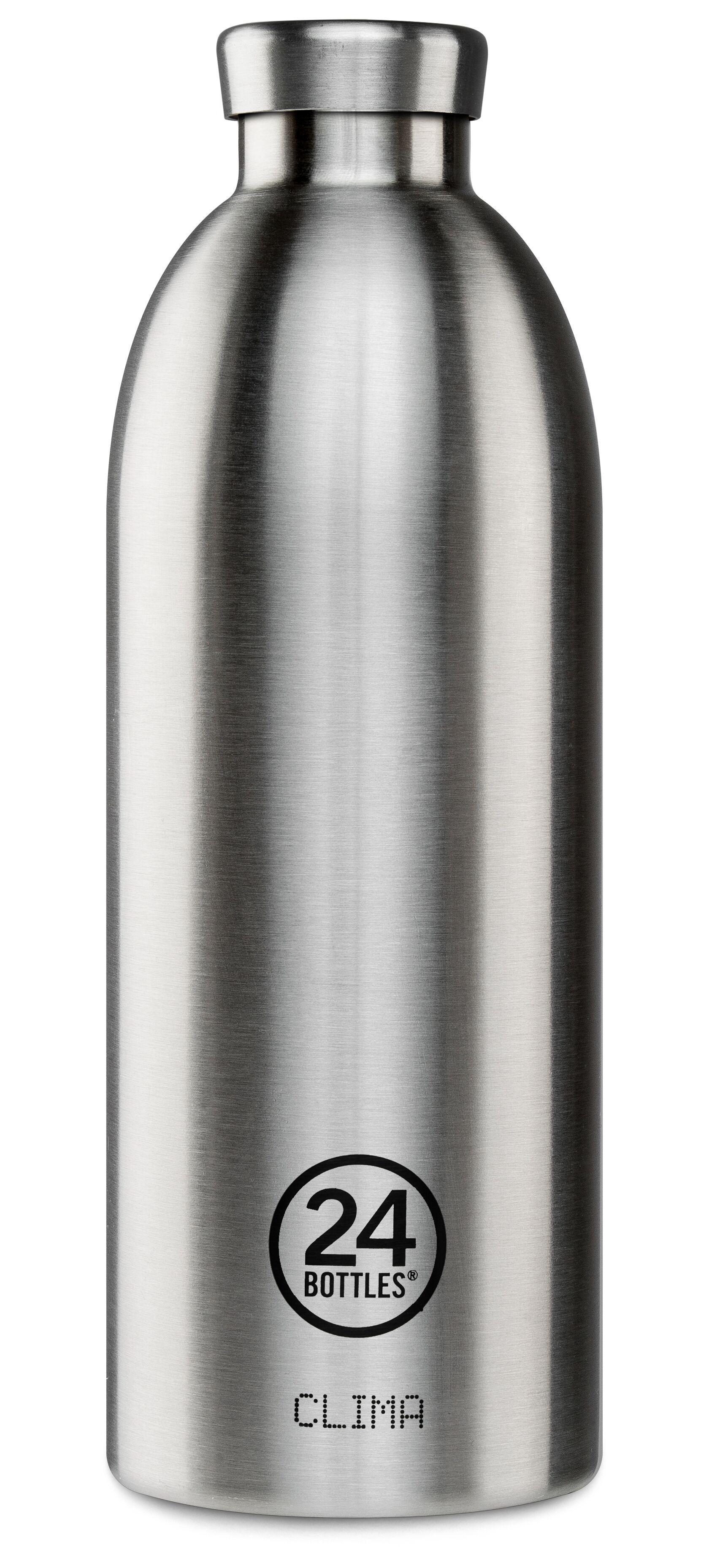 24 Bottles - Clima Bottle 0,85 L - Steel (24B430)