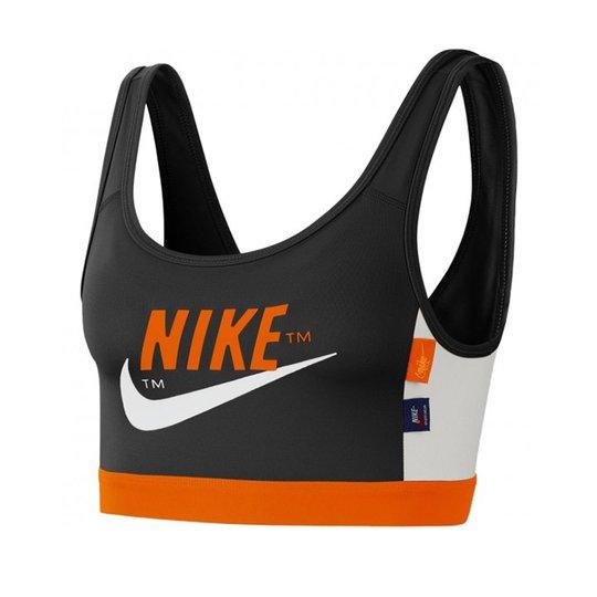 Nike Med Bra Icon Clash, Black