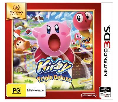 Kirby Triple Deluxe (AUS)