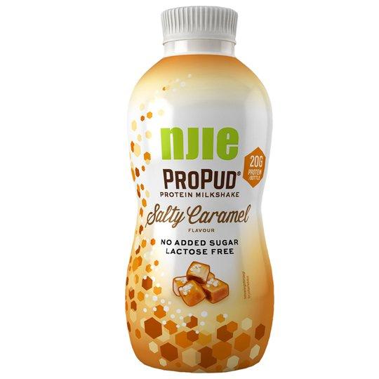 Protein Milkshake Salty Caramel - 37% rabatt