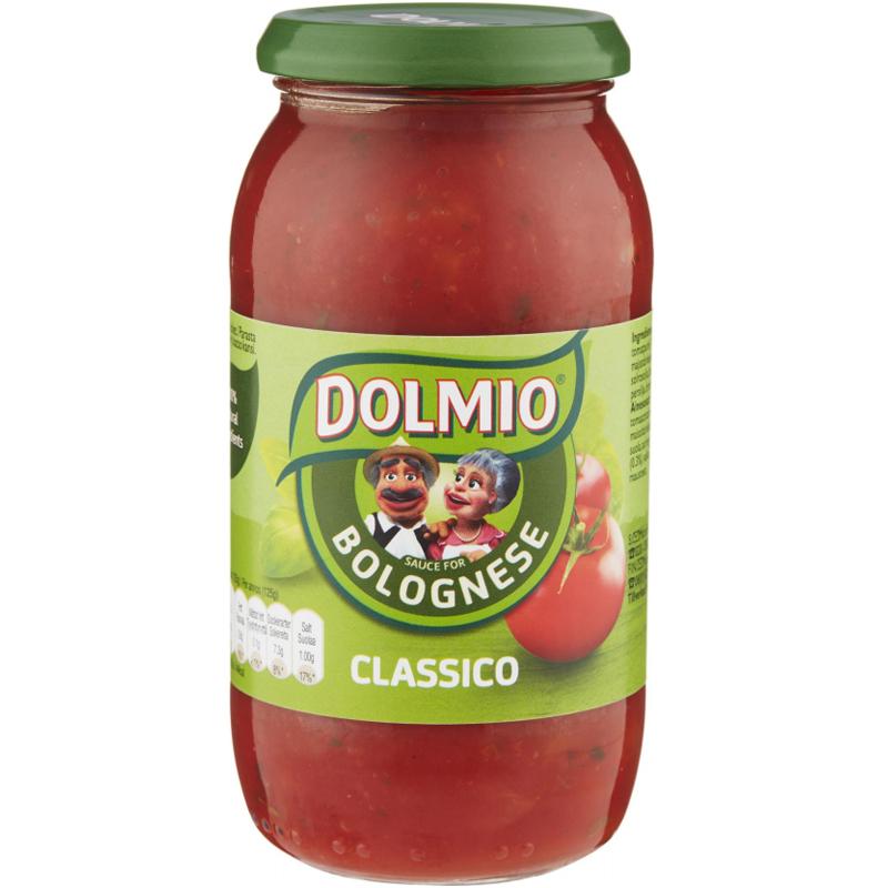 Pastasås Bolognese 500g - 44% rabatt