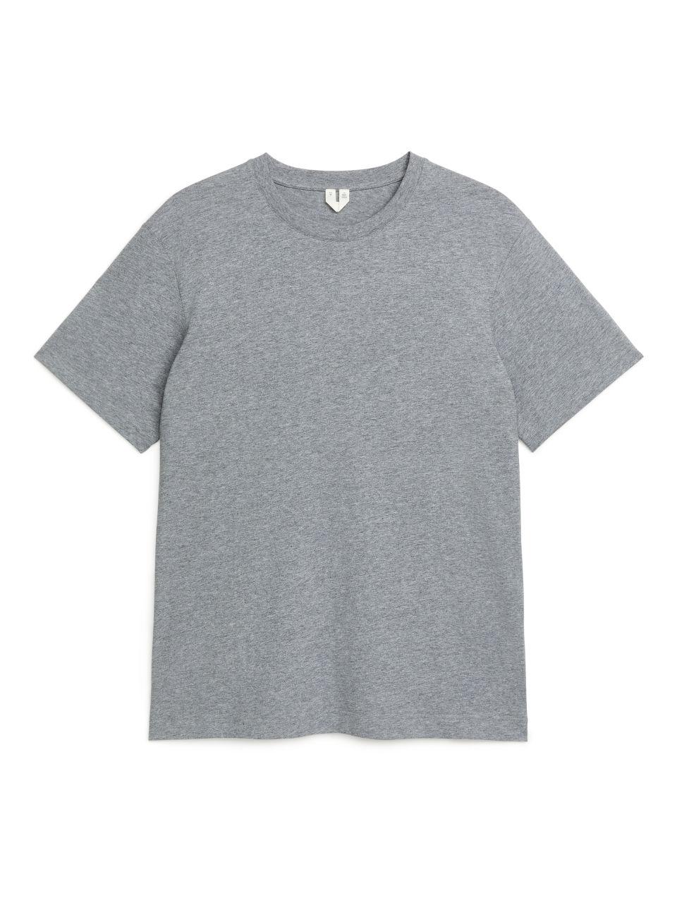 Midweight T-Shirt - Grey
