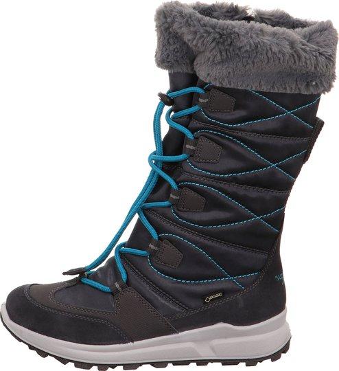 Superfit Merida GORE-TEX® Vintersko, Grey/Blue 30