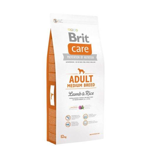 Brit Care Adult Medium Lamb & Rice (12 kg)
