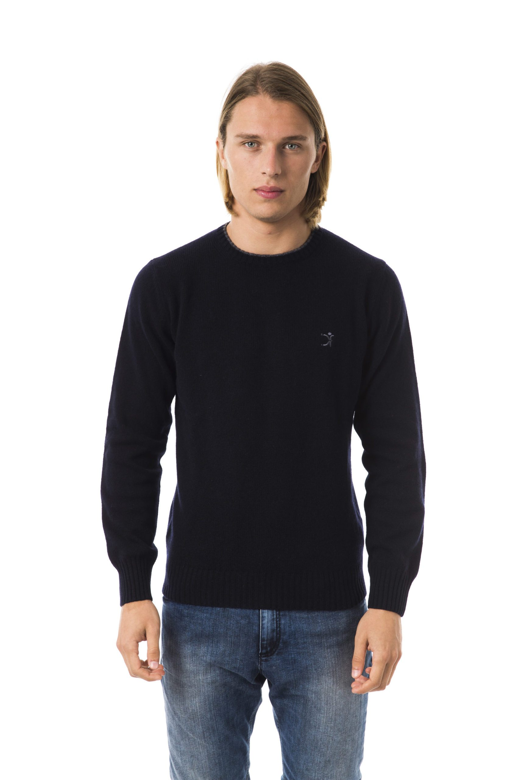 Uominitaliani Men's Sweater Blue UO816589 - S