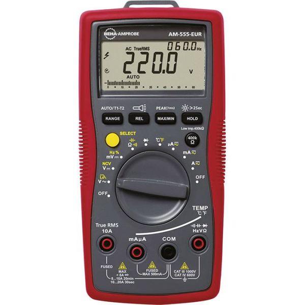 Beha-Amprobe AM-555-EUR Multimeter