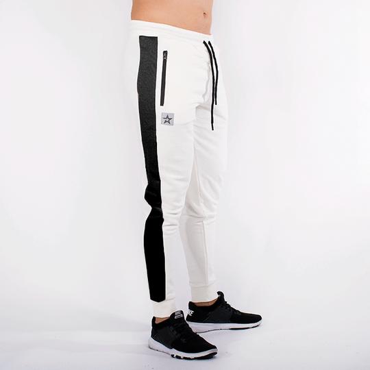 Star Gym Joggers, Off white/Black