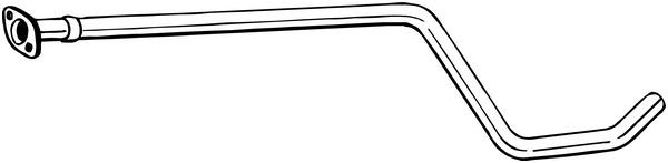Pakoputki BOSAL 850-115