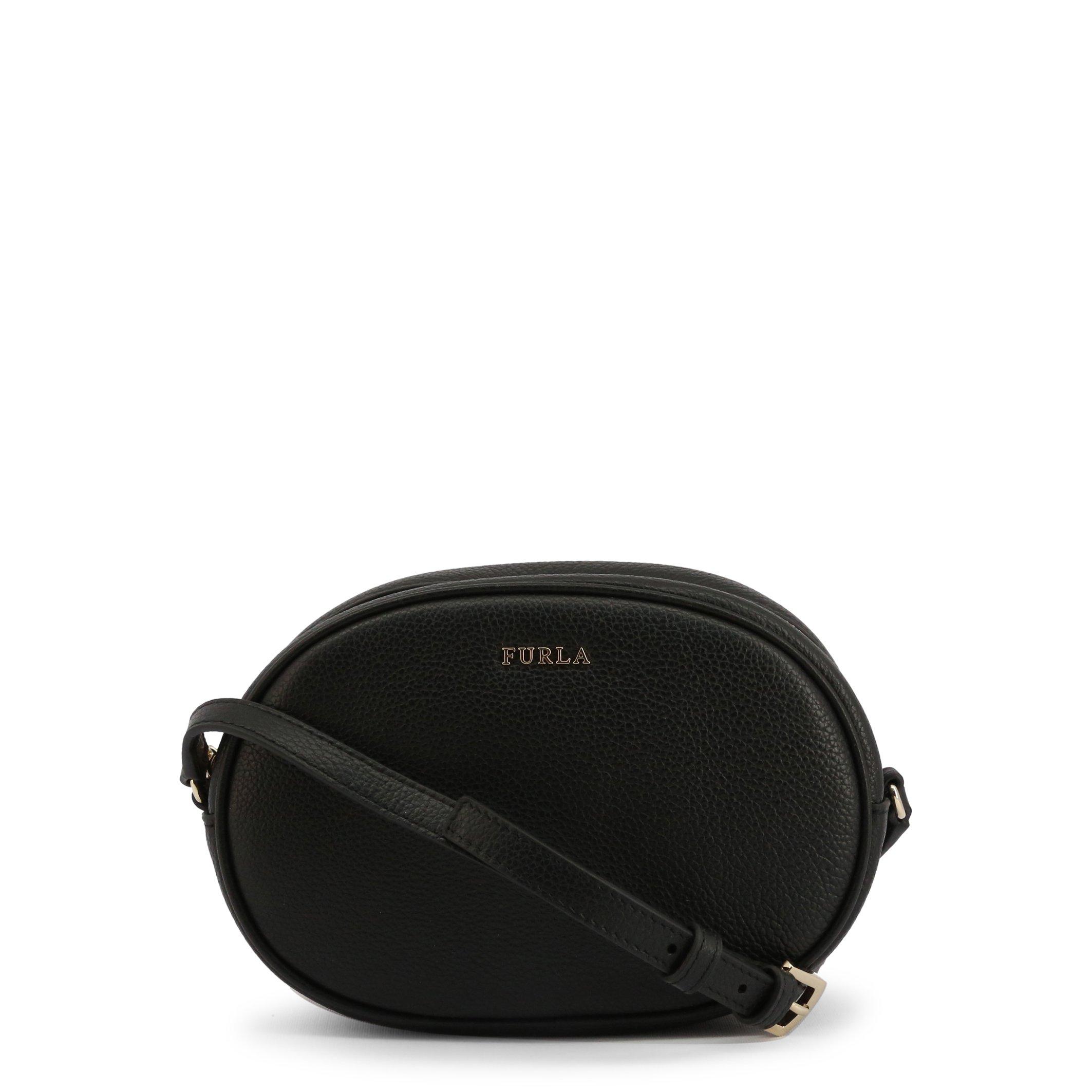 Furla Women's Crossbody Bag Various Colours CARA_VTO - black NOSIZE