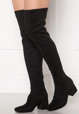 ONLY Billie Long Heeled Boot Black 37