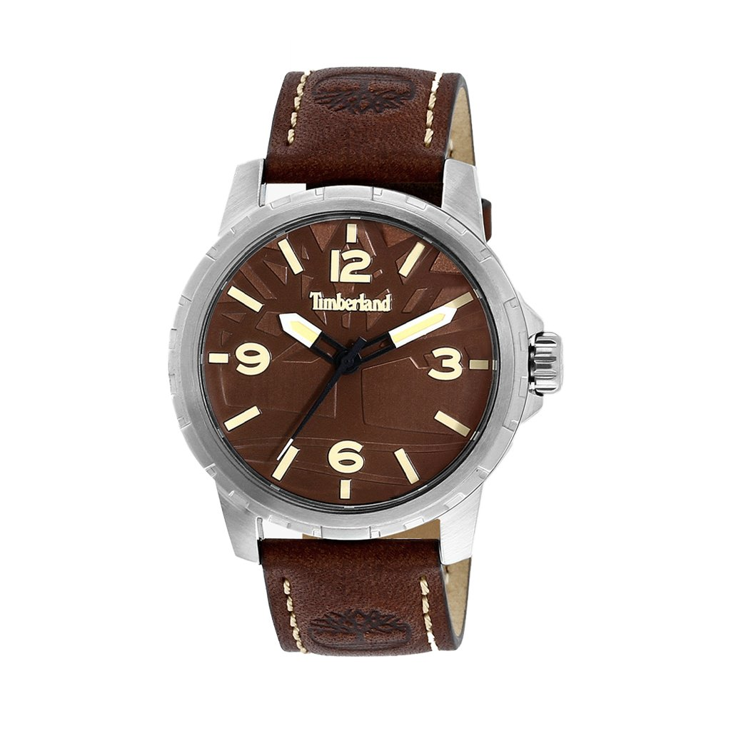 Timberland Men's Watch Various Colours 15257JS - brown NOSIZE