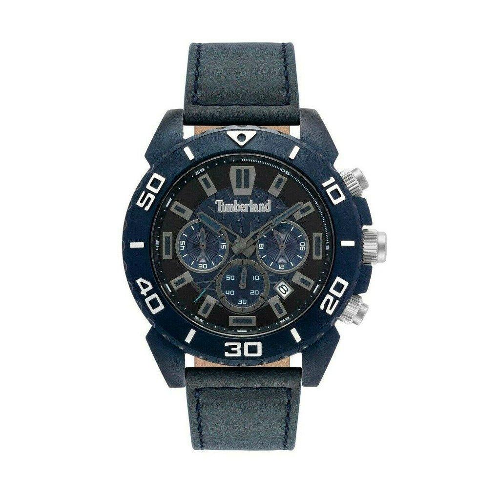 Timberland Men's Watch Black 15518JLBL - black NOSIZE