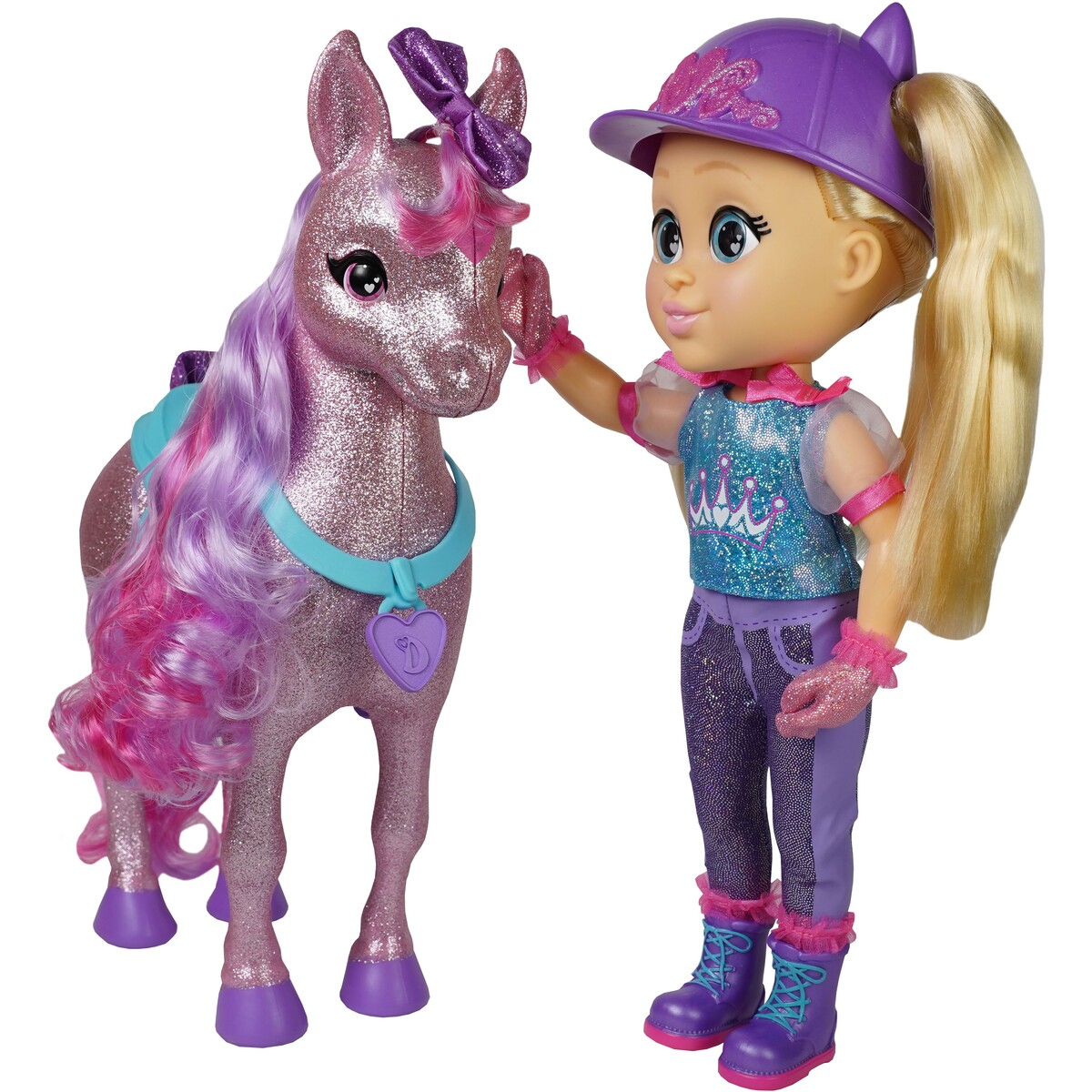 Love Diana - Horse Set Feature Doll Pack (79850)