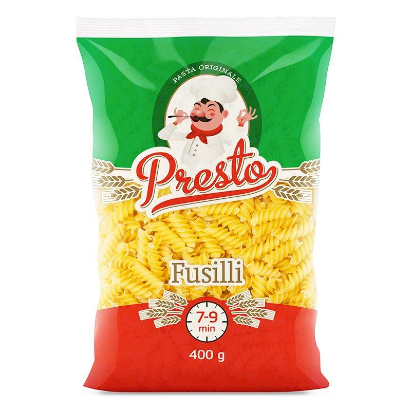 Pasta Fusilli - 20% alennus